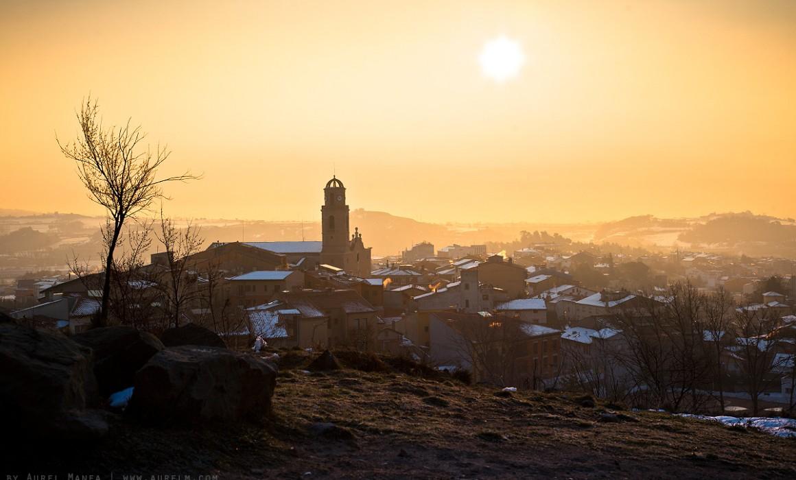 Catalunya sunrise